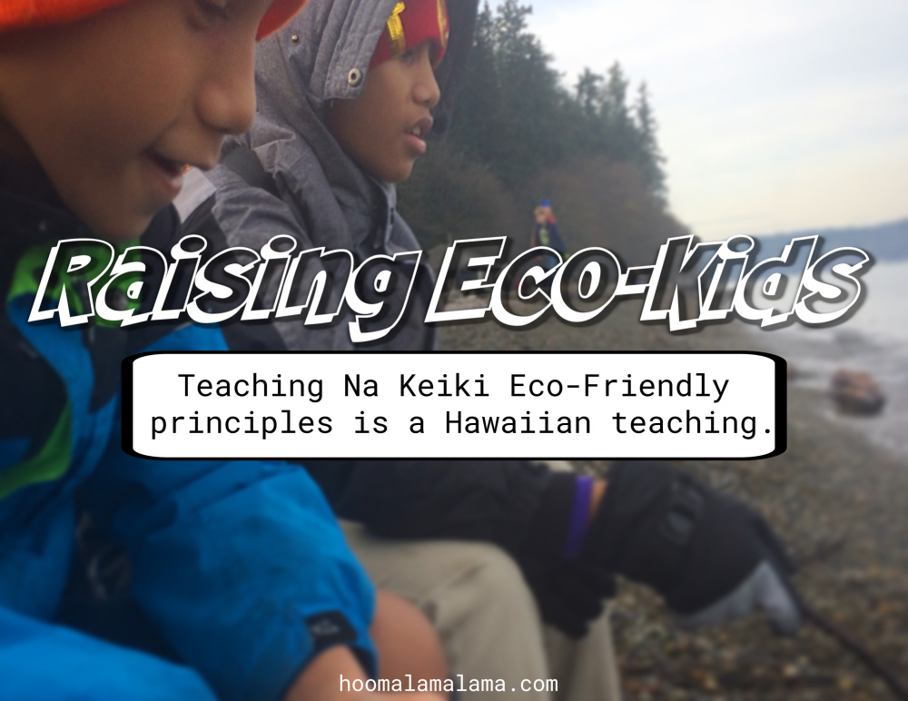 Raising ECO-Kids